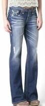 Big Star Women's Jeans LIV Boot Cut in 14 Year Crimson Denim Pants NEW