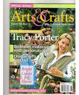 Arts & Crafts mag.6/02 Gifts,fashion,home decor - $0.95