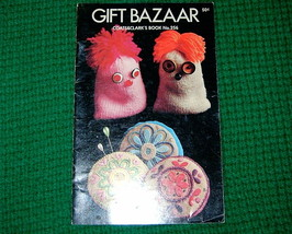 Gift Bazaar Coats & Clarks Book No 256 - $3.50
