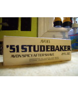 Avon 1951 Studebaker Spicy Aftershave Bottle NIB - $26.00