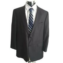 Hart Schaffner Marx Gold Trumpeter 100% Wool Suit Jacket Blazer Sports C... - $39.59