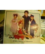 Avon 1983 Childhood Moments Calendar - $20.00