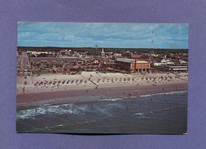 Air view myrtle beach