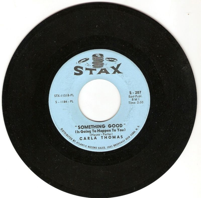 CARLA THOMAS Something Good STAX 45 MINT