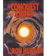 CONQUEST OF CHAOS RON HUBBARD Issac Hayes Estate - $19.95