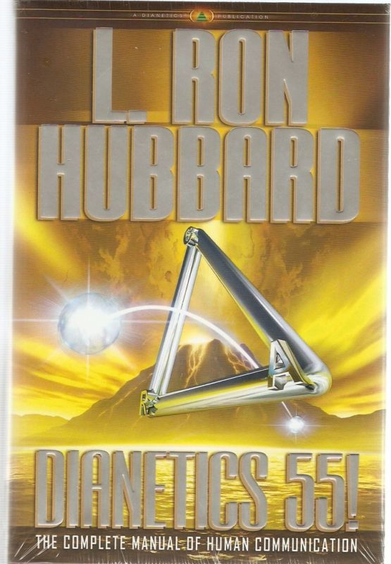 DIANTICS 55! NEW L. RON HUBBARD Issac Hayes Estate