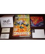 DISASTER Mission Earth V. 8 HUBBARD Isaac Hayes Estate - $9.95