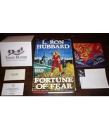FORTUNE OF FEAR VOLUME 5 HUBBARD Isaac Hayes Estate - $9.95