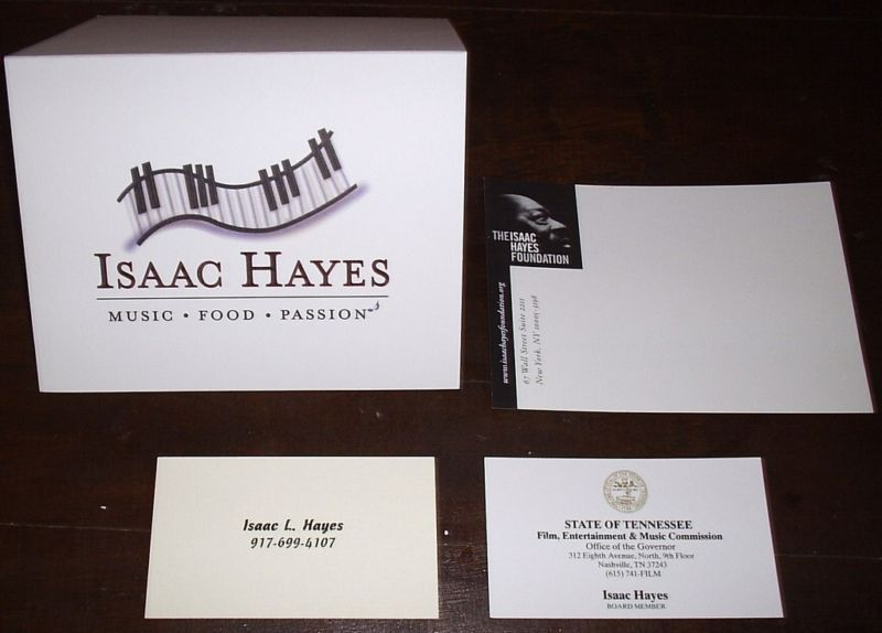 JAMBOX/4 OWNER'S MANUAL Isaac Hayes Estate