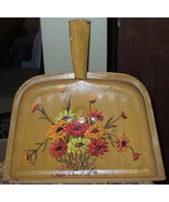 MILDRED FEAZEL Hand Painted DUSTPAN 1975 - $19.80