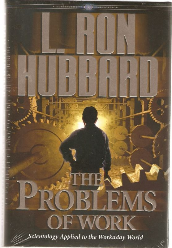 THE PROBLEMS OF WORK NEW RON HUBBARD Issac Hayes Estate