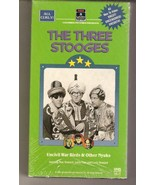 THREE STOOGES Uncivil War Birds and Other Nyuks VHS - $4.46