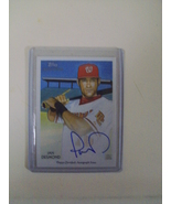 Topps National Chicle Ian Desmond Autograph Washington Nationals - $8.50