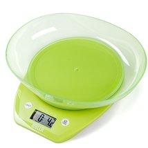 Multifunction Digital Kitchen Food Scale With Bowl 11Lb 5Kg (Batteries I... - $35.95
