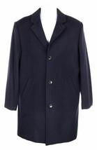 J Crew Mens Ludlow Topcoat Italian Wool Cashmere Outerwear Coat Jacket 4... - $183.99