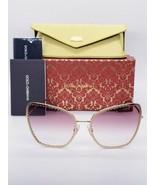 Dolce & Gabbana CUORE SACRO DG 2212 Rose Gold/Plum Gradient Sunglasses - $177.61