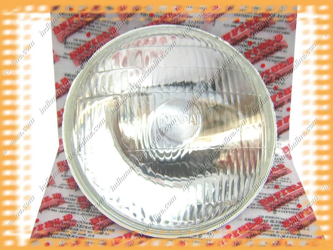 "7"" Safe vision Extra light & Visibility Headlight"