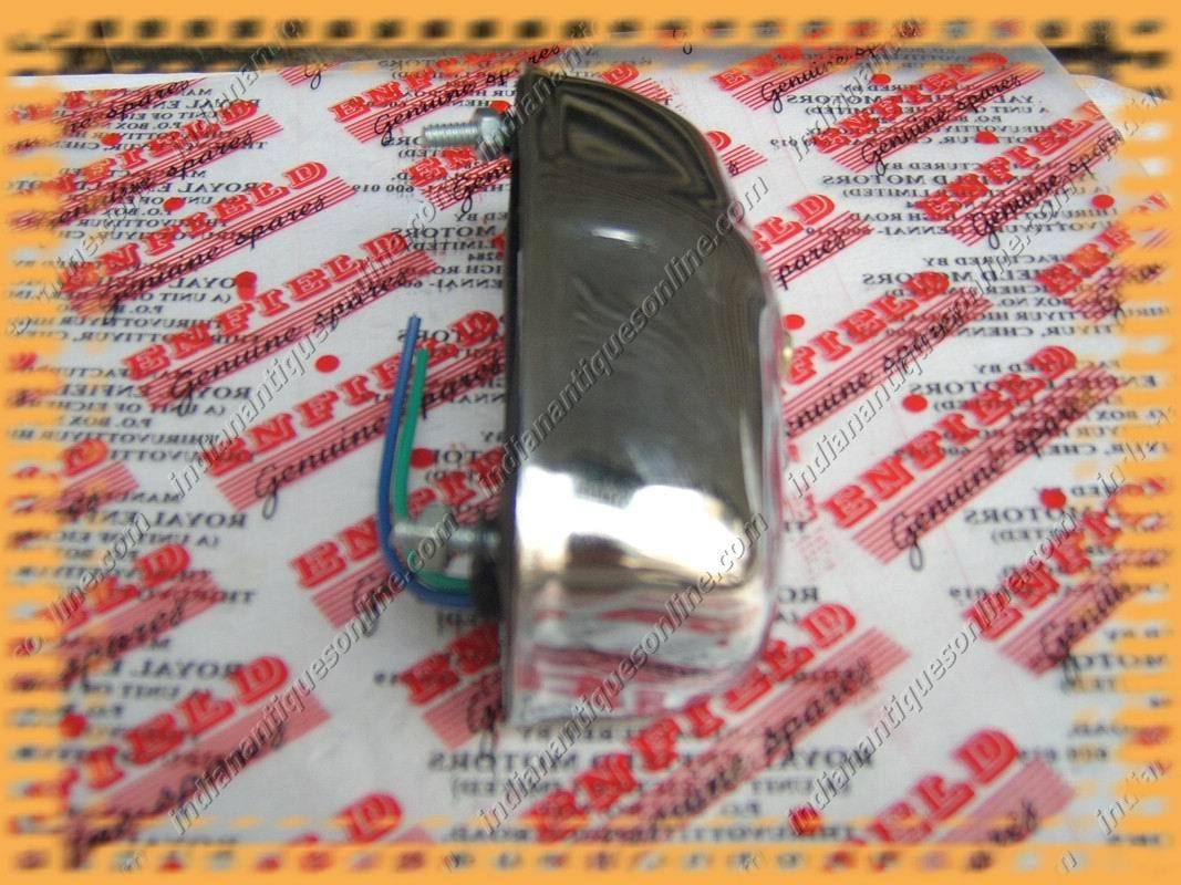BULLET REAR NUMBER PLATE LIGHT AND FIXINGS#92515 BN