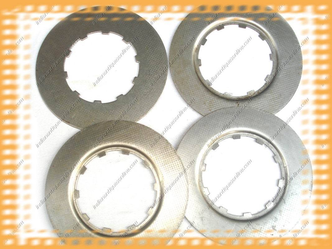 Royal Enfield Bullet Clutch Steel Plate Kit #597051 BN