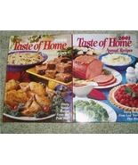 Taste of Home Annual Recipes 2000, 2001 - $15.00