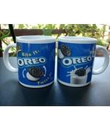 OREO Coffee / Tea Mugs - Set of 2 - NEW, Excellent!! - $9.99