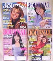 LADIES HOME JOURNAL JAN 1995;JUNE 1996;NOV 1996;JUNE 1997-4 ISSUES-HEALT... - $19.99