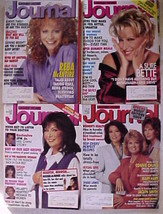 LADIES HOME JOURNAL MARCH-NOVEMBER 1993-4 ISSUES-HEALTH,BEAUTY,FITNESS,D... - $19.99