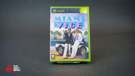 Miami Vice Original Xbox 2004 NEW AND SEALED FAST AND FREE UK POSTAGE - $53.61