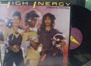 High Inergy - Groove Patrol - Gordy 6041GL