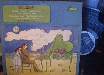 Peter Frankl - DEBUSSY Children's Corner - Turnabout Records TV 34166S