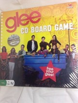 GLEE CD Board Game Corey Monteith Lea Michele Christopher Coffer - $24.50