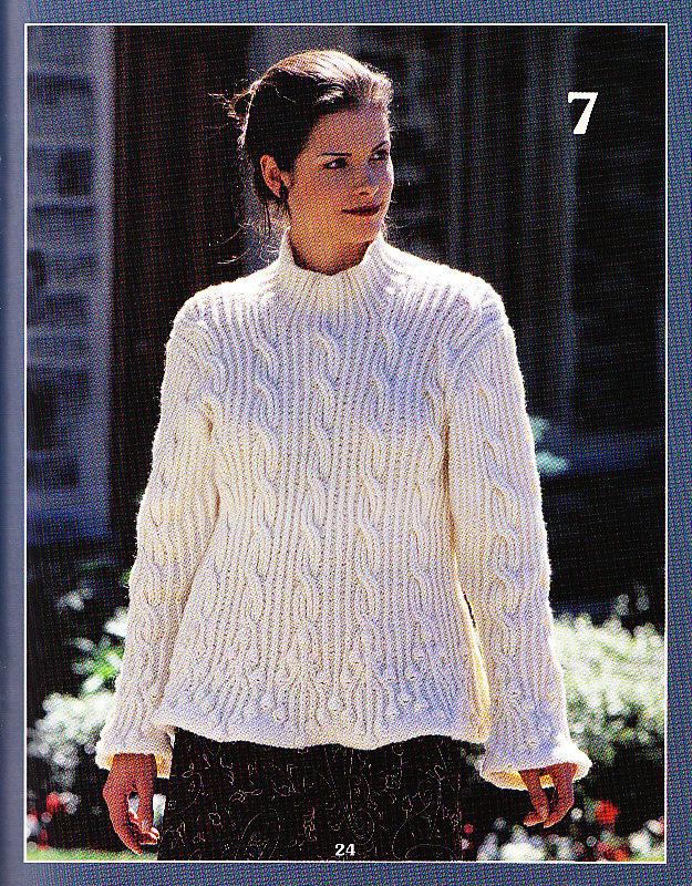 *Knitting * 9 * Irrestistible ARANS for Men and Women