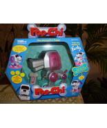 2000 Silver POO-CHI Robo Chi Pet Interactive Puppy NRFB Friend of FURBY - $79.99
