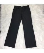 Halogen Taylor Fit Women's Size 10 Black Dress Pants - $24.73