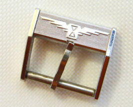 Longines Orig Vint Steel Wristwatch Buckle - $79.99
