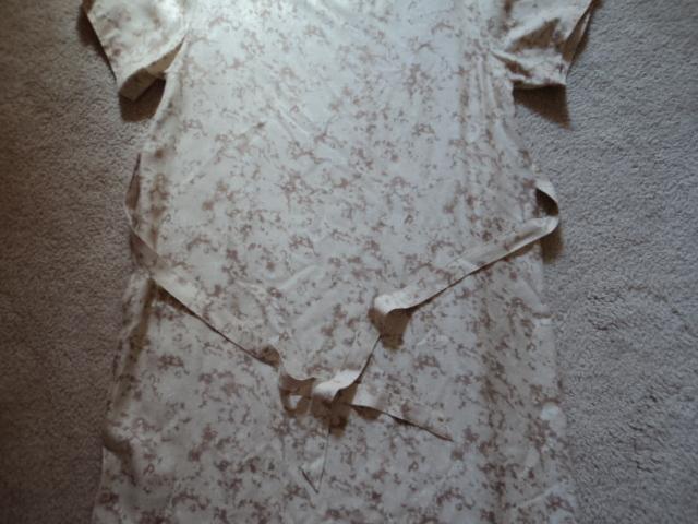 Island Breeze Safari Dress With Jacket Size M
