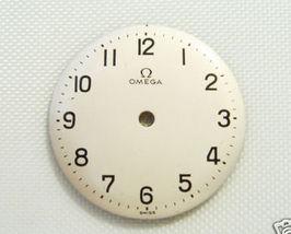 Omega Orig NOS Vint Wristwatch Dial 1930s - $64.99