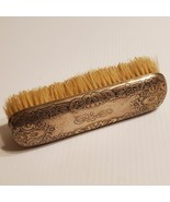 Vintage sterling silver clothes brush Gorham Repousse  - $90.00