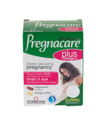 Pregnacare Plus Omega 3 (56 Tabs/Caps) - Take During Pregnancy - $19.31
