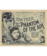 PHANTOM OF THE AIR, 12 Chapter Serial - $19.99