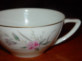 GOLDEN ROSE FINE CHINA  TEA CUP - $10.00