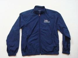 Live with Kelly & Michael Strahan Ripa NYC Light Jacket Small Navy Blue - $20.62