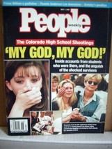 People Magazine May 3 1999 The Colorado High Sc... - $9.99