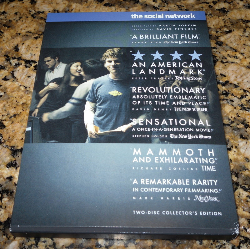 The Social Network [2 Discs] (Columbia Pictures / Relativity