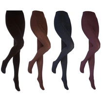Heat Holders - Womens Thick Winter Warm Opaque Footed Insulated Thermal Tights - $15.99