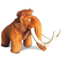 "Ice Age: Manny Mini 5"" Plush Exclusive Brand NEW! - $24.99"