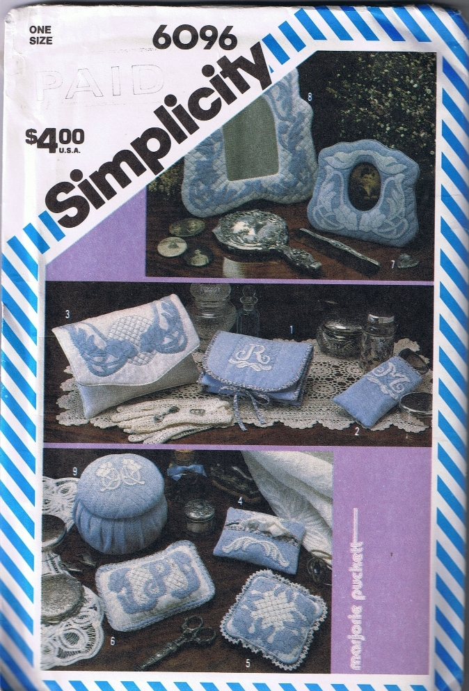 Simplicity 6096 front