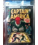 Captain America (1968) # 103 CGC Graded 7.0 FINE+ - $62.99