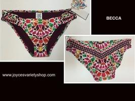 BECCA Swimwear Bottoms Sz S/P & M/M by Rebecca Virtue NWT image 1