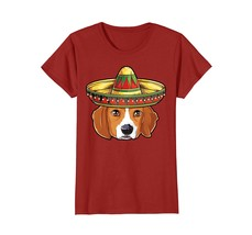 Cinco de Mayo Beagle T shirt Men Women Kids Boys Sombrero - $19.99+